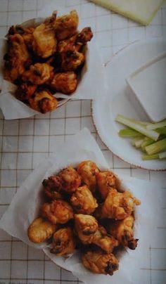 Recetas para tu Thermomix - desde Canarias: Alitas de pollo picantes (Buffalo wings)