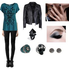 """Cool!"" by yuliziithax on Polyvore"