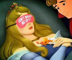 a Creative Director from Earth (@failunfailunmefailun) • Fotos y videos de Instagram Disney Pixar, Disney Memes, Disney Cartoons, Dark Disney, Disney Magic, Sleeping Beauty Funny, Los Simsons, Right In The Childhood, Princess Aurora