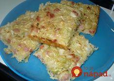 Úžasná pochúťka, ktorú by som mohla jesť aj každý deň. Niekedy si to robíme aj ako náhradu pečiva. je to jednoduché, rýchle a skutočne fantastické papanie. Skúšala som veľa receptov, ale najlepší je jednoznačne tento od Radky.V. :-) Slovak Recipes, Czech Recipes, Russian Recipes, Fast Dinners, Quick Meals, No Cook Meals, Good Food, Yummy Food, No Salt Recipes