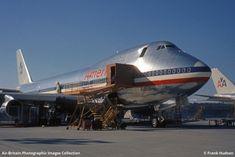 American Airlines Boeing 747