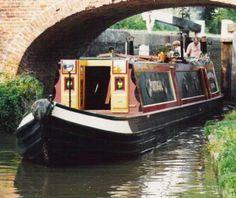 Canal boat/Narrowboat