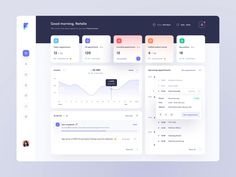 #interface #healthapp #app #healthcare #stats #appointments #todolist #chart #interaction #animation #dashboard #ux #ui Dashboard App, Dashboard Interface, User Interface Design, Project Dashboard, Wireframe Design, Web Ui Design, Form Design, Material Design Dashboard, Dashboard Design