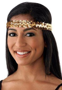 #Dancewear Solutions - #Dancewear Solutions Sequin Headband - AdoreWe.com