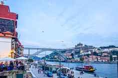 A Weekend In Porto & The Douro Valley - via The City Lane  15.12.2015 | Porto is the magical city where the Douro River flows into the sea. We found the people to be warm and friendly and overall were mesmerized by the city itself. Porto has an old medieval look, but a modern vibrant feel. Porto is Portugal's second biggest city but is quite compact and with about 240,000 people it's the perfect place to escape to for a mini break. #portugal #travel #tips