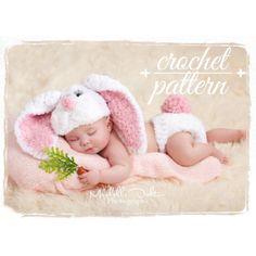 Hey, j'ai trouvé ce super article sur Etsy, chez https://www.etsy.com/fr/listing/220781499/pdf-crochet-pattern-easter-bunny-newborn