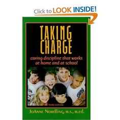 Taking Charge: Caring Discipline That Works at Home and at School. Not there yet but may be someday and this one gets high praises.
