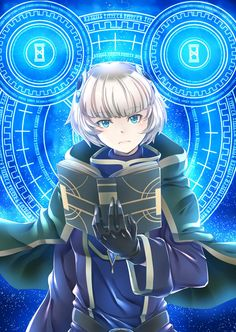 Meteora from the anime Re:Creators