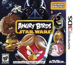 Nintendo 3DS Angry Birds Star Wars only $8. (Reg. $30)
