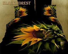 Dolce Mela DM426K Pacific Sunset King Duvet Cover Set