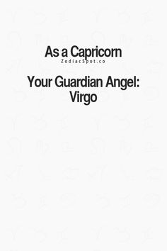 Find your Zodiac guardian angel here