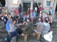 Programa VA!(voluntario-aprendiz) 2013-2014 - CIDEP - Centro de Investigación, Desarrollo y Enseñanza de Permacultura