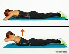 There are many body building exercises out there, one only needs to visit the local gym or fitness center and look at all the different varieties of exercises being done. Muscle Fitness, Yoga Fitness, Health Fitness, Barre Workout, Yoga Gym, Back Muscles, Abdominal Muscles, Get In Shape, Fun Workouts