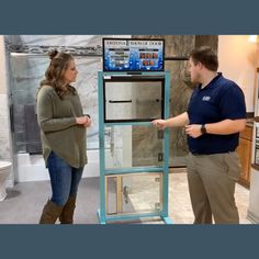 Using the services of a bathroom remodeling company is the most effective way to renew your residence. In Omaha, NE, homeowners choose Re-Bath - Omaha. Shower Bathroom, Shower Doors, Bathroom Makeovers, L Shape, Clean Up, Paint Colors, Track, Glass, Water