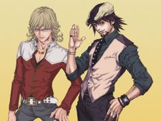 tiger and bunny | TIGER & BUNNY | アニメ壁紙ストック
