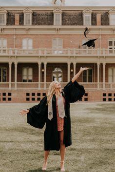 Cap and Gown Grad Photos - UNR photos