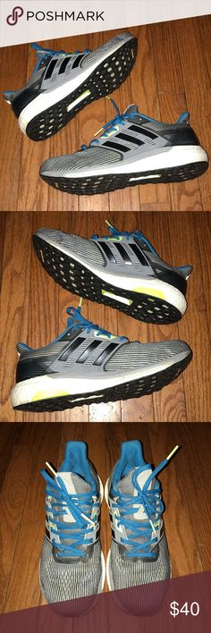 huge discount 27180 f2389 Adidas Supernova Boost EUC Size 10 These shoes have been worn but they  still have a