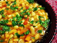 """Category Archive for """"Cuisine vegane"""" Algerian Recipes, Jewish Recipes, Lunch Meal Prep, Chana Masala, Macaroni And Cheese, Quelque Chose, Vegan Recipes, Food And Drink, Recipes"""