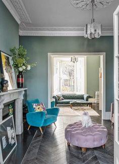 Ottomans for living room decor