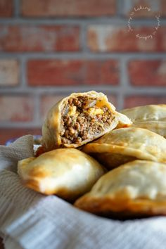 Traditional Uruguayan Empanadas - Jenny is baking Chimichurri, Brownie Cookies, Tostadas, Chorizo, Enchiladas, Beef Tallow, Empanadas Recipe, Mince Meat, Sirloin Steaks