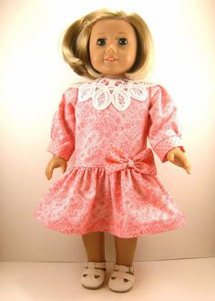 Amer. Girl Doll Clothes from an craftswoman on Etsy - for those of you with little girls...