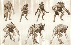 latest (2849×1837) Monster Concept Art, Monster Art, Sci Fi Horror, Arte Horror, Eldritch Horror, Zombie Art, Fantasy Concept Art, Creature Concept, Art Reference Poses