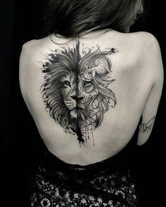 30 Epic Tattoo Ideas For Woman #tattoo #tattoosideas #tattooart