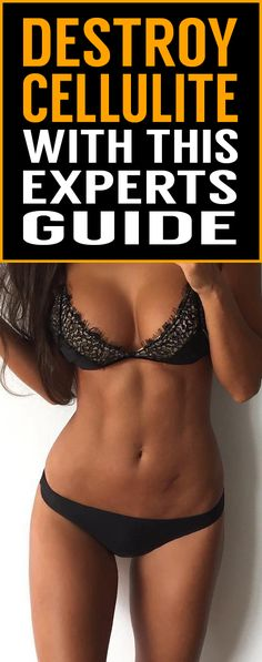 Do you suffer from cellulite on your legs, butt, arms or tummy? Gross! Learn how to rid yourself of cellulite once and for all with this in depth guide!