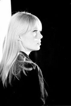 One of Billy Name's iconic photos of Nico, New York City, 1967