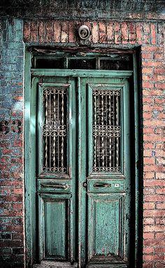 Door, Chios, Greece