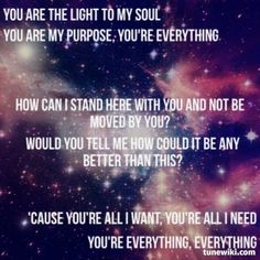 Lifehouse- Everything - I have always loved this song ...#Lifehouse #tunewiki