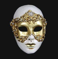 Volto Barocco Gold