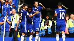 Hazard Back To His Best As He Inspires Chelsea Win    One of the villains in Chelsea's feeble title defence last season Eden Hazard has been at the centre of the Stamford Bridge club's sizzling 100 percent start to the Premier League campaign.  The Belgium winger opened the scoring in Saturday's 3-0 home win over Burnley and also played a big part in the second goal linking up with Diego Costa before he fed Willian who blasted the ball low into the net from a narrow angle.  Hazard has played…
