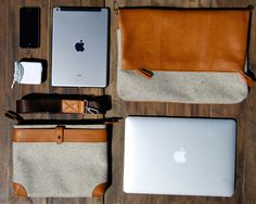 Espelette Collection / We have two main products in our Espellete collection, designed to exist as a crossover between fashionable appeal and technological versatility. http://thegadgetflow.com/portfolio/espelette-collection/