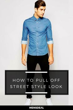 General rules don't apply here and like I said in the beginning street wear is very personal. It's something you will develop over time and unlike menswear there's no specific rules that you need to follow. https://mensdeal.com/how-to-pull-off-street-style-look/