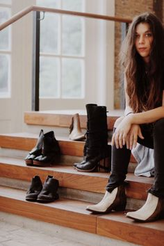 Designer Interview: The Creative Mind Behind Our FP Collection Shoes
