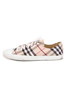 Burberry Sneakers. #burberry #sneakers
