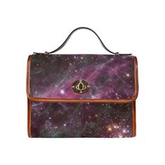 Tarantula nebula Waterproof Canvas Bag/All Over Print (Model Great Gifts For Mom, Bag Making, Shoulder Bags, Coin Purse, Models, Wallet, Elegant, Canvas, Fashion