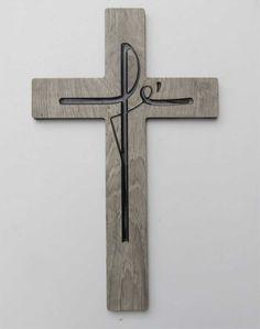 Crucifixo Fé - X Router