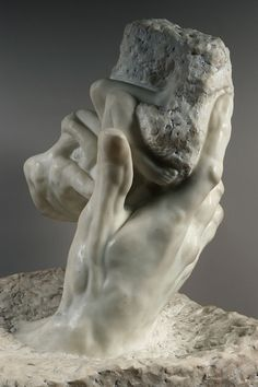 Auguste Rodin |  The Hand of God