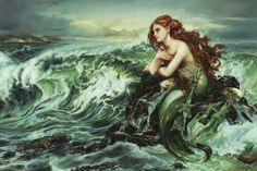 """""""Drawn to the Shore"""" by Heather Theurer"""