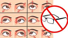 Los oftalmólogos nos ocultan esta técnica para mejorar tu vista , NO USES MAS LENTES!!
