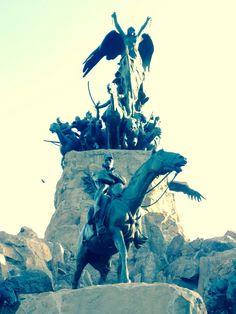 Cerro de la Gloria en #Mendoza