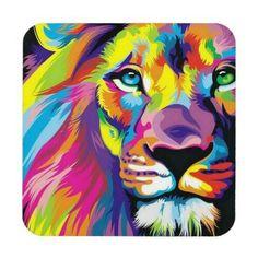 Colourer Lion