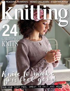 Knitting №179 2018 - 编织幸福的日志 - 网易博客