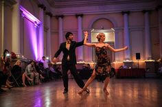 Amazing moments with Eugenia Parilla & Yanick Wyler at La DIVINA! #tango #art #dance #london