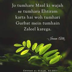 Imam Ali Quotes, Hazrat Ali, Imam Hussain, Islam