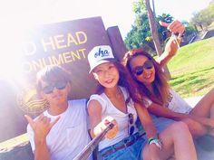 Go to diamond head  #diamondhead #hiking #friends #school #hawaii #hawaiilife #hilife #aloha #808 #studyabroad #genic_hawaii #genic_mag #ハワイ #ハワイ生活 #ハワイ留学 by _alohakie