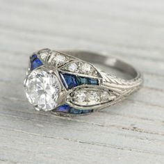 Erstwhile Jewelry Co. | Vintage, Antique, and Estate Rings | Victorian, Edwardian, and Art Deco