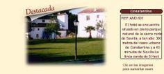 AND601 Constantina. Sevilla.  Hotel en venta http://www.lancoisdoval.es/empresas-en-venta.html